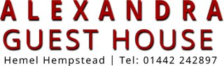 bed and breakfast alexandra guest house hemel hempstead