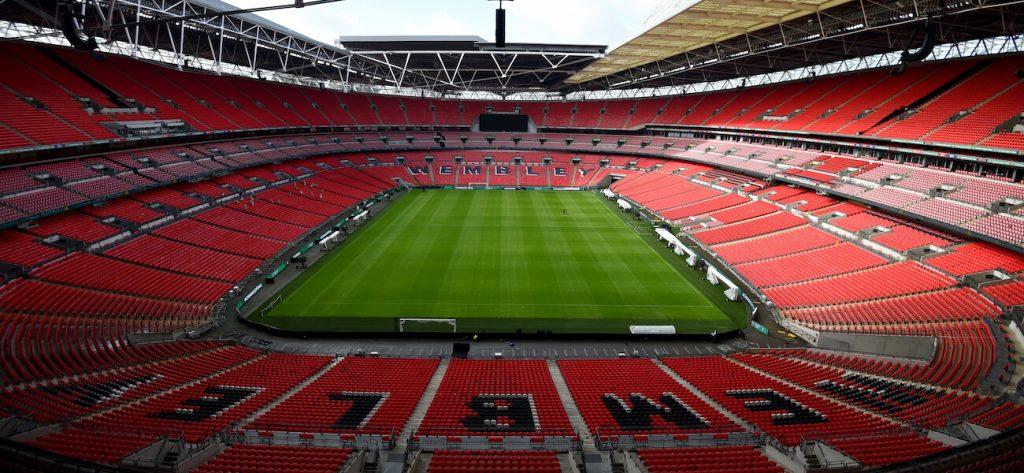 Wembley Stadium - Carabao Cup Final